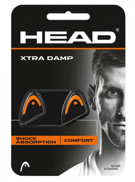Head Xtra Damp orange