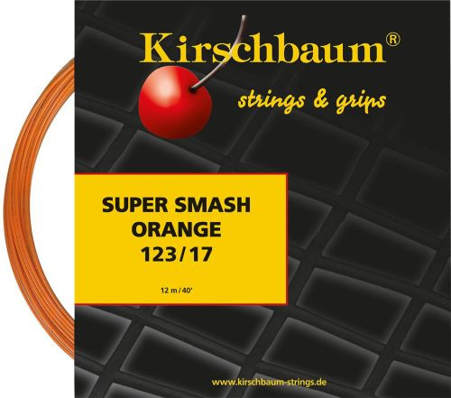 Kirschbaum Super Smash Orange 1.23