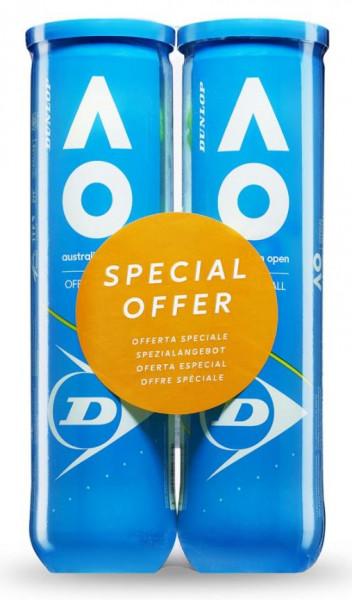 Dunlop Australian Open 2x4er Dose